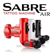 SABRE AIR ROTARY TATTOO-MASCHINE
