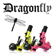 DRAGONFLY X2 ROTARY TATTOO-MASCHINE