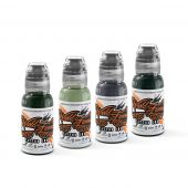 Gorksy Sinful Spring Set - 1oz - World Famous Inks