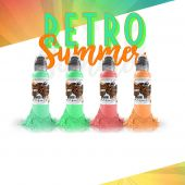 Gorksy Retro Summer Set - 1oz - World Famous Inks