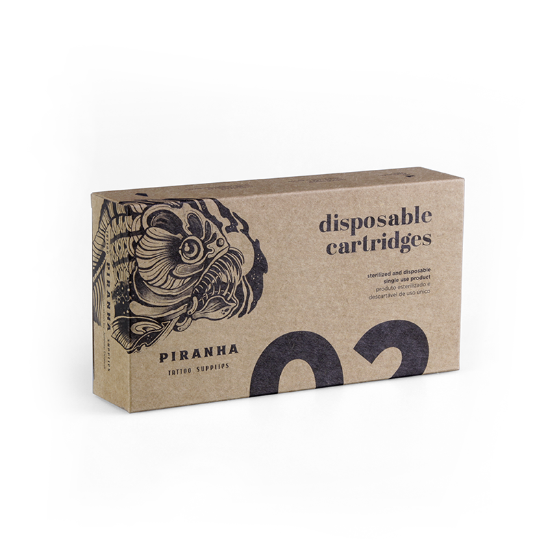 Piranha Cartridges