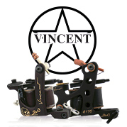 VC Collection 8 Wrap Tattoo Machines