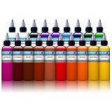 Intenze Ink Basic Colours