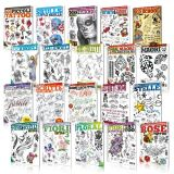 Tattoo Flash Book Package Deals