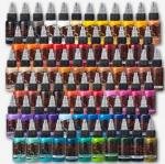 World Famous Ink Basic Colours