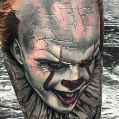 #tattooTuesday